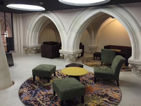 Mercure Poitiers Centre Hotel : Salons