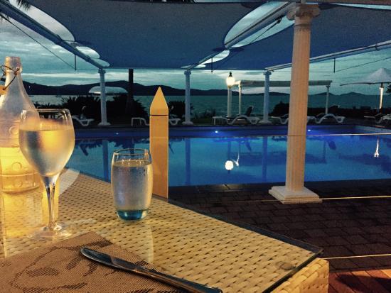 Clipper Restaurant & Bar: Divine view