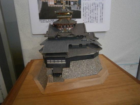 Nobunagano Yakata : 安土城天主信長の館