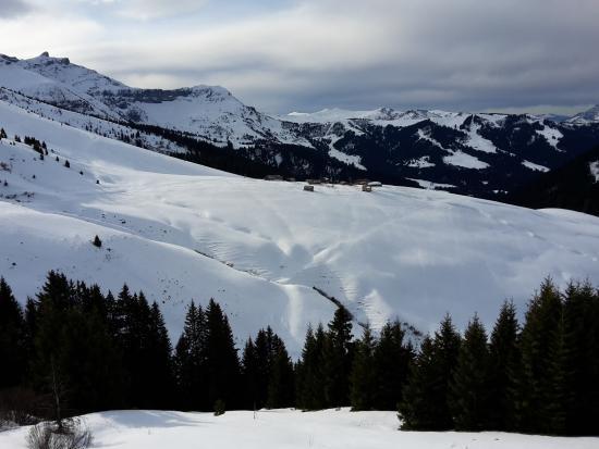 Domaine Skiable de Saint-Gervais : Saint-Gervais