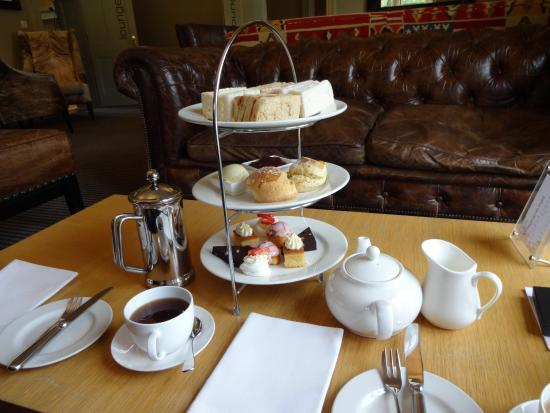 Milsoms Kesgrave Hall: Superb Afternoon Tea!