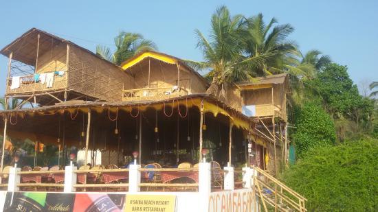 O'Saiba Beach Resort: resturant