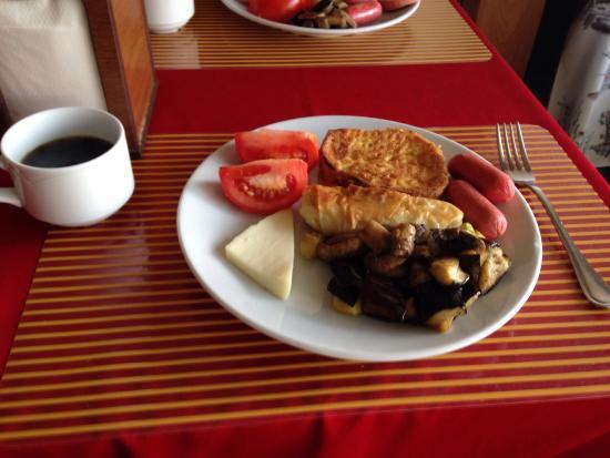 Ada Hotel Istanbul: 朝食