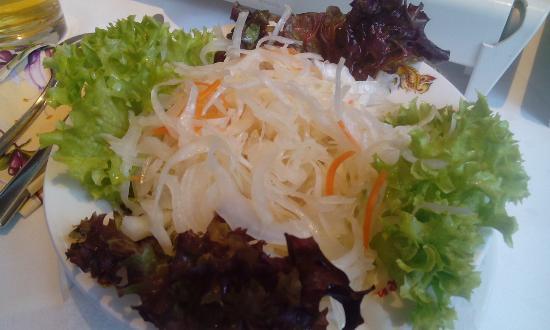 China-Restaurant Heng Heng : Chinesischer Chinasalat