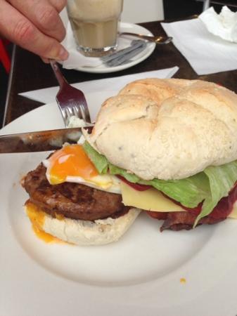 Burger Got Soul: Tassie Tempter
