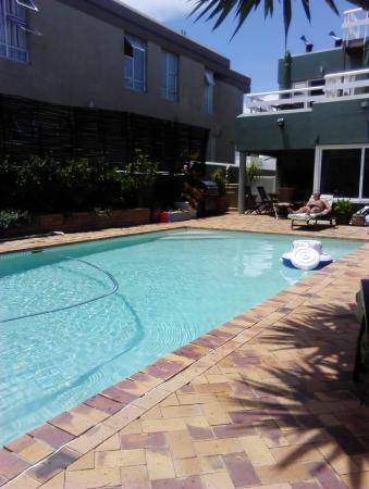 Secret Garden Guesthouse : the pool