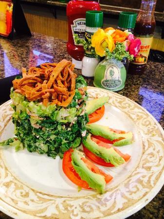 The Broken Egg: Southwest Chop Salad