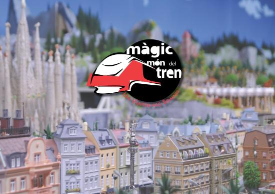 ‪Magic mon del tren‬