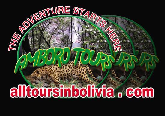 Noel Kempff Mercado National Park, Bolivia: Amboro Tours logo