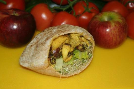 Eco Eats: Yummy Pita's