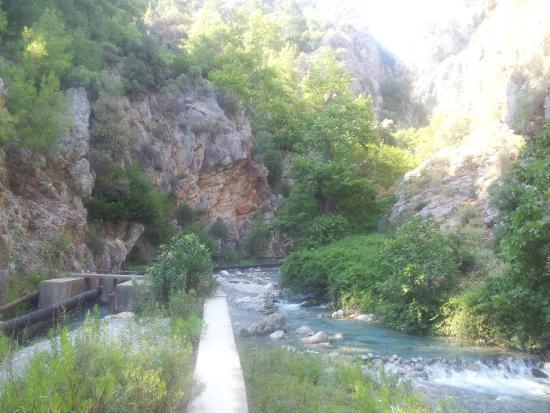 Koycegiz, Turkey: Yuvarlak Çay