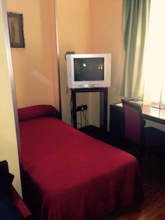 Hotel Carlos V: Televisor
