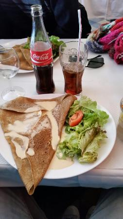 Chez Jerome Creperie: Crêpes  fromage