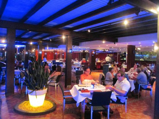 Divi Aruba All Inclusive The Red Parrot Restaurant