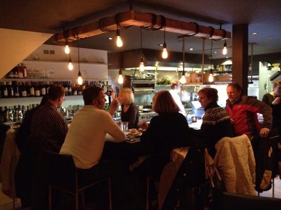 Zest Kitchen: New Bar