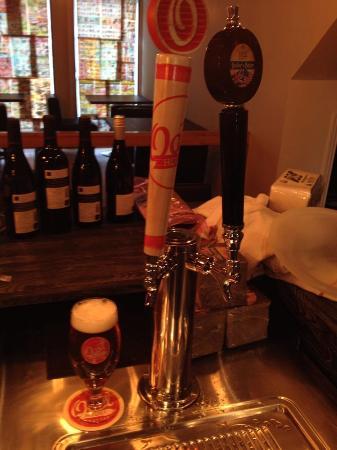 Zest Kitchen: Local Craft Beer on Tap