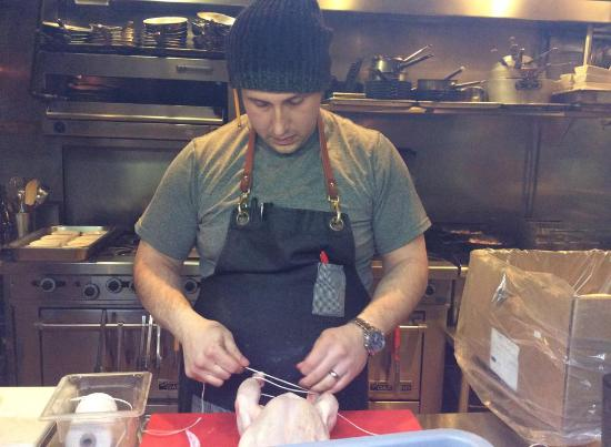 Zest Kitchen: Chef Anthony Greco