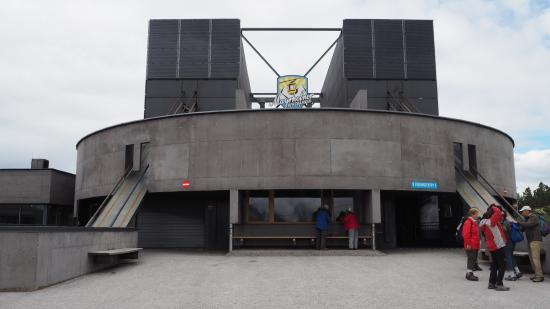 Mayrhofner Bergbahnen: Bergstation