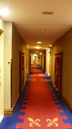 Vue de la chambre picture of vienna house dream castle for Chambre castle club disneyland hotel