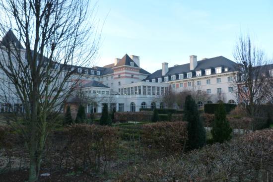 Tache Picture Of Vienna House Dream Castle Paris Magny