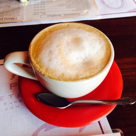 Senor Pan Cuban Cortadito Best Coffee Ever