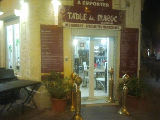 La Table Du Maroc Montpellier Restaurant Avis Num Ro De T L Phone Photos Tripadvisor