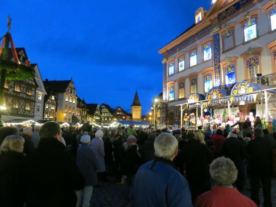 Die Reichsstadt GmbH : Christmas Market