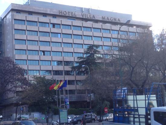Hotel villamagna picture of villa magna madrid - Hotel villamagna en madrid ...