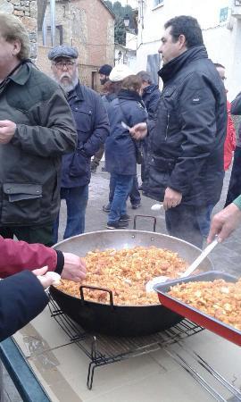 Restaurante Meson La Esquinita: Día de la matanza