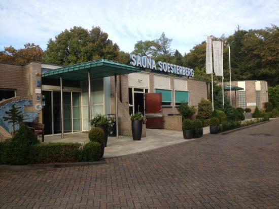 Soesterberg, Países Bajos: de entree