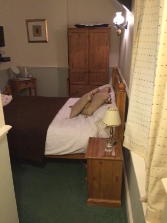 The Bell Inn: Bed