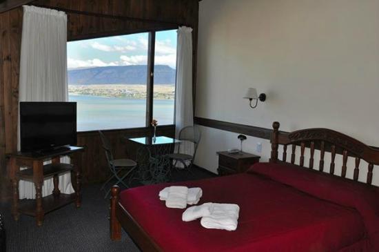 Hosteria Elken: Habitacion Superior con Vista al Lago