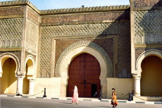 Marrakech Expedition: Bab Mansour à Meknes
