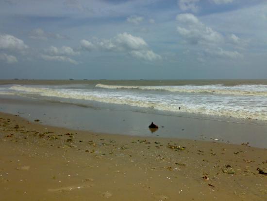 Banjarmasin, إندونيسيا: pantai yang mempesona