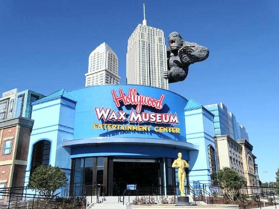 Hollywood Wax Museum Myrtle Beach South Carolina