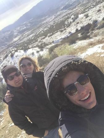 Days Inn Camarillo - Ventura: Neve no caminho...