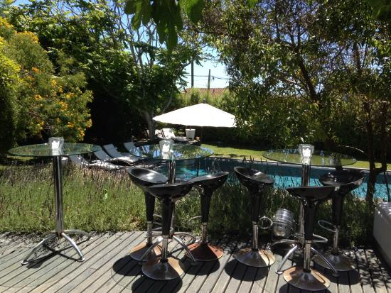 Winery Boutique Hotel: Pool Deck