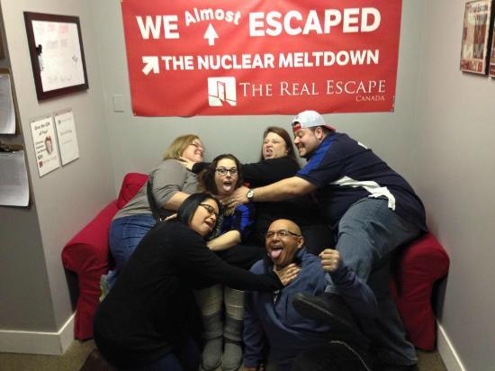 The Real Escape Room Winnipeg