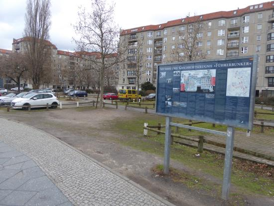 The site of Hitler's b...