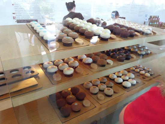 Sprinkles Cupcakes: Variedades
