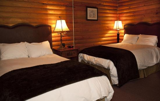 Denali Crow's Nest Cabins: Double Full Room