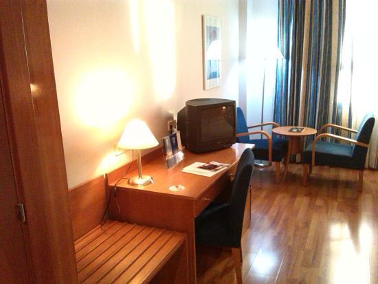 Extremadura Hotel : Habitación 01