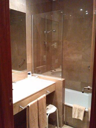 Extremadura Hotel : Baño