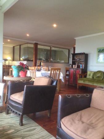 Schulphoek Seafront Guesthouse & Restaurant: Lounge