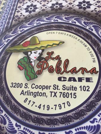 La Poblana Cafe