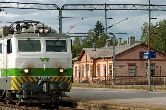 Savo Railway Line Museum
