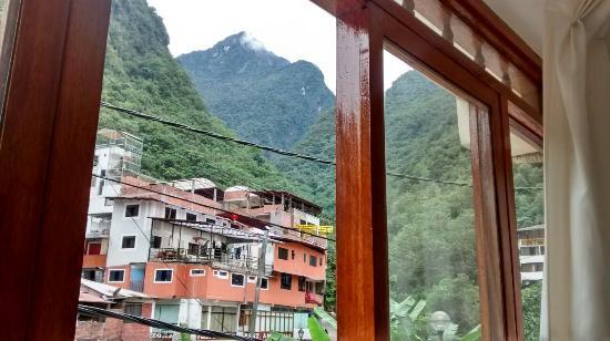 Hostal Chaska : Chaska con vista a la montaña!!