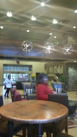 The Hotel at Black Oak Casino : Lobby