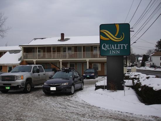 Quality Inn Barre/Montpelier: Quality Inn