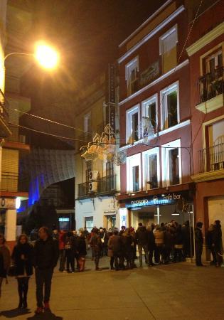El Cuervo de Sevilla, Espanha: Microteatro Sevilla